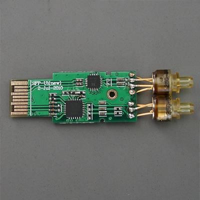 BlueOptics SFP Transceiver Printed Circuit Board PCB