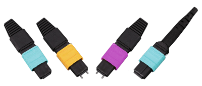 BlueOptics Fiber Patch Cord MPO Connector