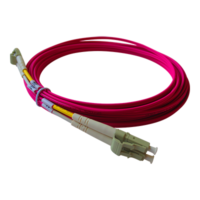 BlueOptics OM4 Multimode Fiber Patch Cord